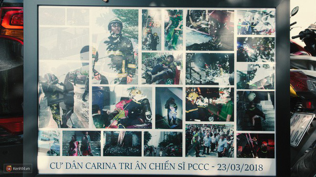 Những người lính PCCC trong vụ Carina: Tụi mình không phải anh hùng. Xin gọi là những chiến sĩ bảo vệ người dân thôi - Ảnh 12.