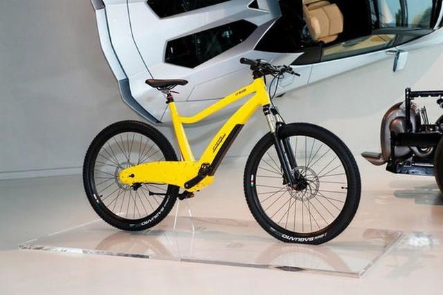 Lamborghini giờ đó tham dự cả vào thị trường xe đạp điện có hai mẫu xe phong mhữngh - Ảnh 3.