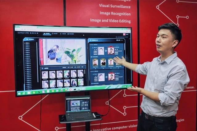 """SenseTime – Công nghệ nhận diện khuôn mặt tỷ đô có thể phát hiện tội phạm giữa 50.000 người có sự """"chống lưng"""" của Jack Ma - Ảnh 2."""
