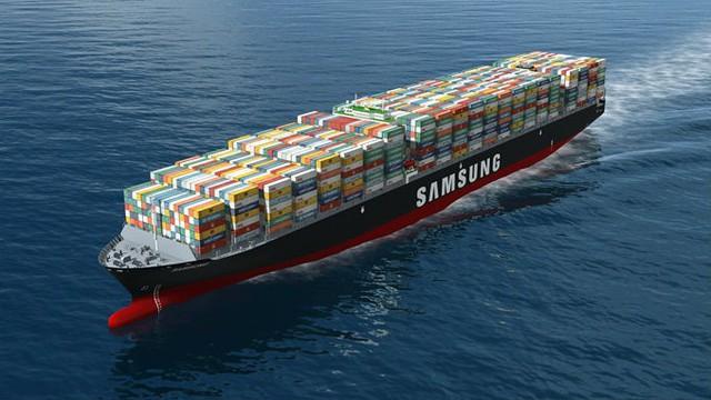 Sau Huawei tuyên bố làm smartphone dựa trên Blockchain đến lượt Samsung có ý định dùng công nghệ này quản lý mảng logistics tỷ USD - Ảnh 1.