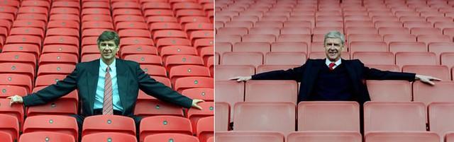 Arsene Wenger: Vị giáo sư bóng đá giã từ sân cỏ - Ảnh 4.