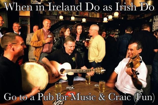 Người Ireland và lối sống craic: Mọi người hòa đồng, không phân biệt địa vị xã hội, dù là người vô gia cư cũng có thể trò chuyện với tỷ phú - Ảnh 1.