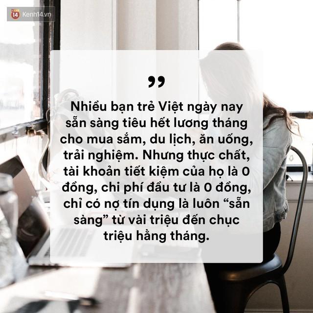 Người trẻ Việt yếu nhất hai kỹ năng quan trọng nhất của việc làm giàu: Quản lý chi tiêu cá nhân và đầu tư tài chính! - Ảnh 5.