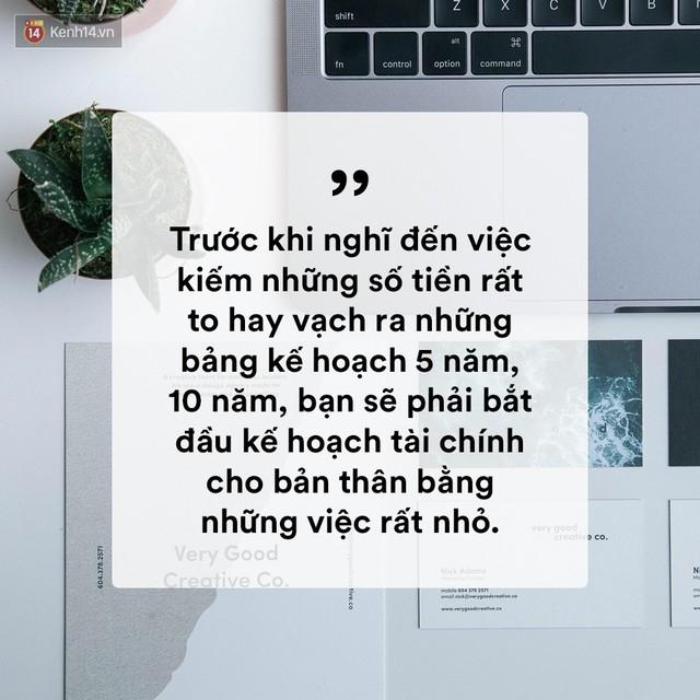 Người trẻ Việt yếu nhất hai kỹ năng quan trọng nhất của việc làm giàu: Quản lý chi tiêu cá nhân và đầu tư tài chính! - Ảnh 8.