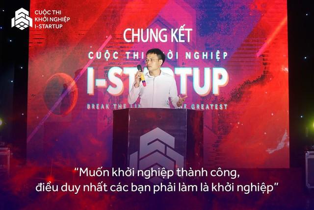 """""""5 phút"""" lời khuyên của Shark Vương dành cho SV khởi nghiệp: Muốn đi cùng nhau thì đừng dựa vào tình bạn, muốn được đầu tư thì phải trung thực về quá khứ, muốn khởi nghiệp thành công thì phải… khởi nghiệp - Ảnh 2."""