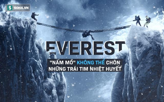 Ngưỡng Chết trên Everest: Chuyện chưa kể của 5 huyền thoại leo núi vĩ đại nhất lịch sử - Ảnh 1.