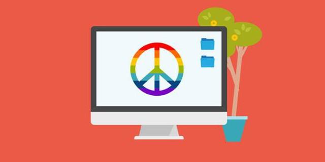 Khoa học chứng minh màn hình máy tính gọn gàng giúp bạn hạnh phúc và có hiệu suất cao hơn - Ảnh 1.