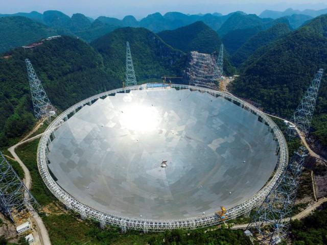 Những siêu dự án khổng lồ cho thấy người Trung Quốc quả là bậc thầy xây dựng khiến cả thế giới phải nể phục - Ảnh 1.