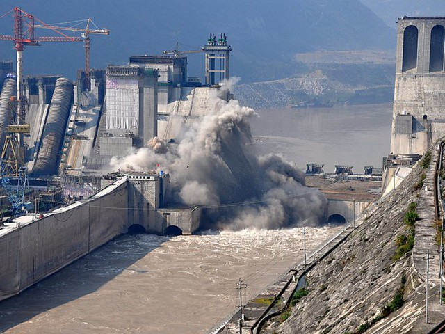 Những siêu dự án khổng lồ cho thấy người Trung Quốc quả là bậc thầy xây dựng khiến cả thế giới phải nể phục - Ảnh 20.