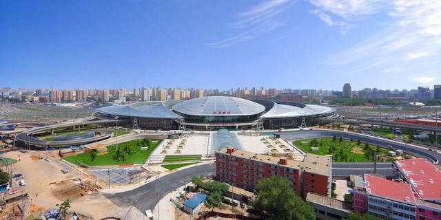 Những siêu dự án khổng lồ cho thấy người Trung Quốc quả là bậc thầy xây dựng khiến cả thế giới phải nể phục - Ảnh 21.