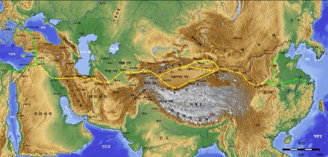 Những siêu dự án khổng lồ cho thấy người Trung Quốc quả là bậc thầy xây dựng khiến cả thế giới phải nể phục - Ảnh 22.
