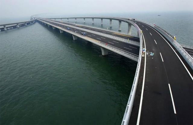 Những siêu dự án khổng lồ cho thấy người Trung Quốc quả là bậc thầy xây dựng khiến cả thế giới phải nể phục - Ảnh 28.