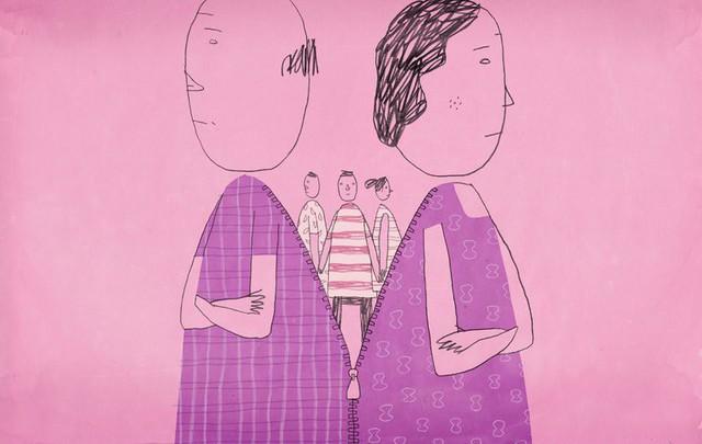 Ba không còn yêu mẹ nữa sao?: Vợ chồng có yêu thương nhau không, con cái là người biết rõ nhất - Ảnh 1.