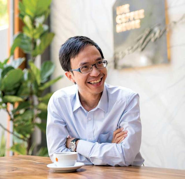Nhà sáng lập The Coffee House Nguyễn Hải Ninh: Tôi chỉ cạnh tranh với chính mình - Ảnh 1.