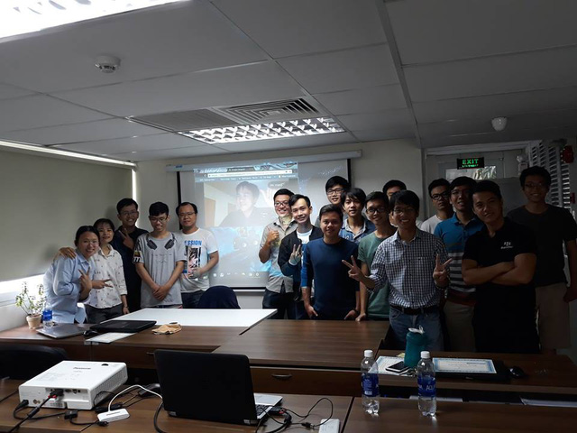 Chân dung tiến sĩ Stanford người Việt lọt top Forbes Under 30 năm 2018 đang xây dựng trí tuệ nhân tạo cho Google - Ảnh 2.