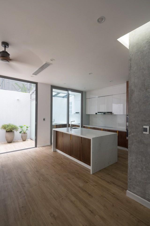 Ngôi nhà mọi không gian đều xanh, sạch, đẹp đến đáng ước ao ở khu đô thị đắt đỏ nhất nhì Hà Nội - Ảnh 11.