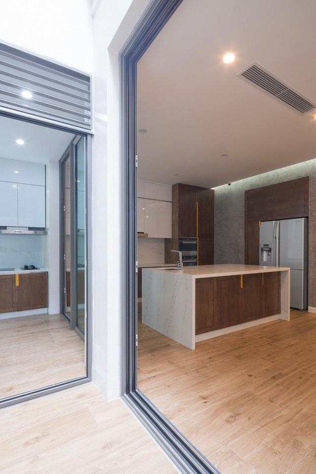 Ngôi nhà mọi không gian đều xanh, sạch, đẹp đến đáng ước ao ở khu đô thị đắt đỏ nhất nhì Hà Nội - Ảnh 12.