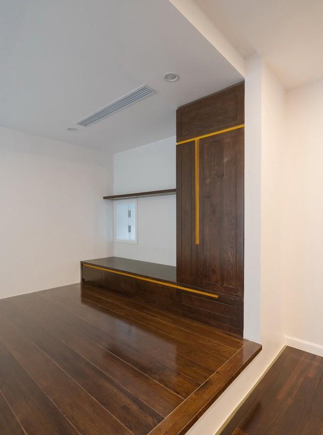 Ngôi nhà mọi không gian đều xanh, sạch, đẹp đến đáng ước ao ở khu đô thị đắt đỏ nhất nhì Hà Nội - Ảnh 13.