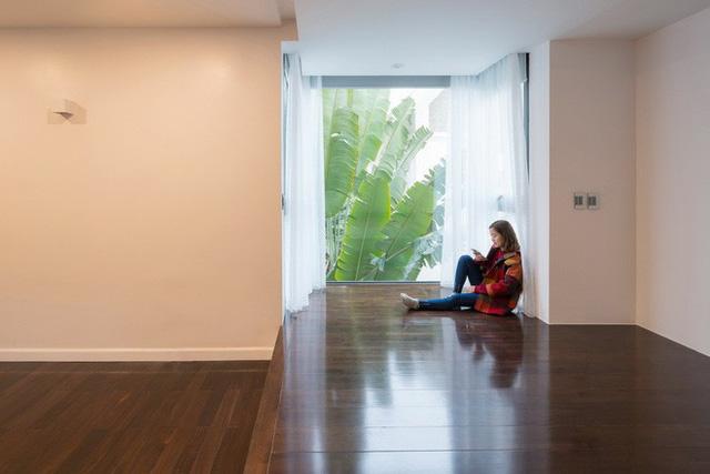 Ngôi nhà mọi không gian đều xanh, sạch, đẹp đến đáng ước ao ở khu đô thị đắt đỏ nhất nhì Hà Nội - Ảnh 14.