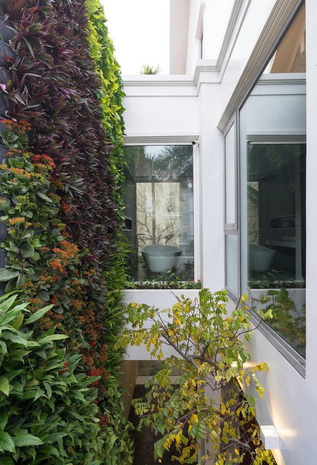 Ngôi nhà mọi không gian đều xanh, sạch, đẹp đến đáng ước ao ở khu đô thị đắt đỏ nhất nhì Hà Nội - Ảnh 19.
