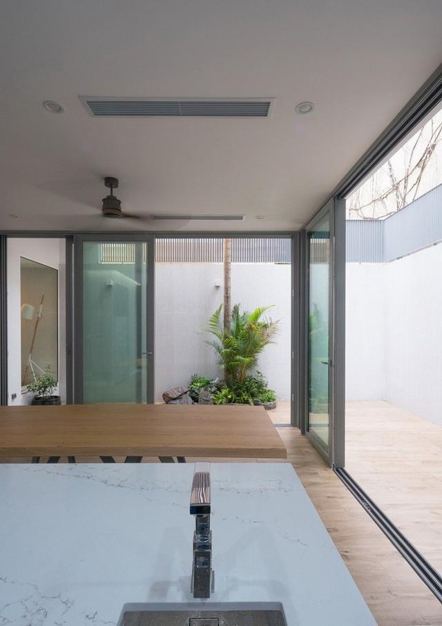 Ngôi nhà mọi không gian đều xanh, sạch, đẹp đến đáng ước ao ở khu đô thị đắt đỏ nhất nhì Hà Nội - Ảnh 22.
