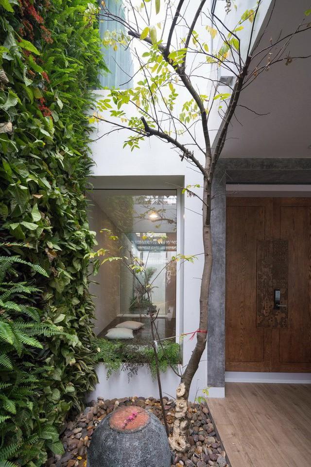 Ngôi nhà mọi không gian đều xanh, sạch, đẹp đến đáng ước ao ở khu đô thị đắt đỏ nhất nhì Hà Nội - Ảnh 6.