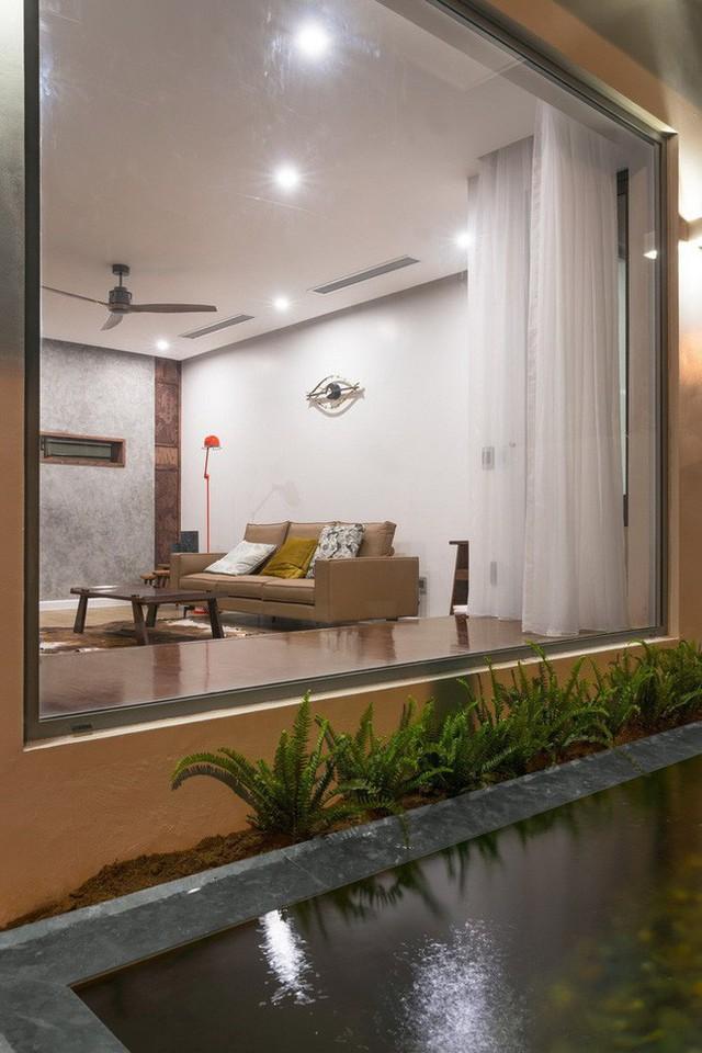 Ngôi nhà mọi không gian đều xanh, sạch, đẹp đến đáng ước ao ở khu đô thị đắt đỏ nhất nhì Hà Nội - Ảnh 9.