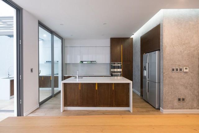 Ngôi nhà mọi không gian đều xanh, sạch, đẹp đến đáng ước ao ở khu đô thị đắt đỏ nhất nhì Hà Nội - Ảnh 10.