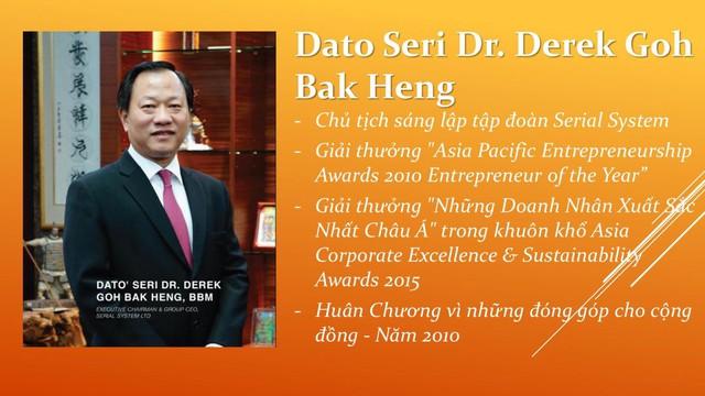 Triệu phú Malaysia kể chuyện thâm nhập thị trường Việt Nam: Học tiếng Việt, trở thành sinh viên RMIT, làm bạn nhiều người Việt để hiểu người bản xứ nghĩ gì - Ảnh 1.