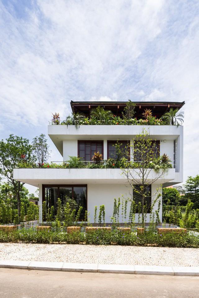 Độc đáo ngôi nhà với nhiều cửa của người Việt trên báo Mỹ - Ảnh 15.
