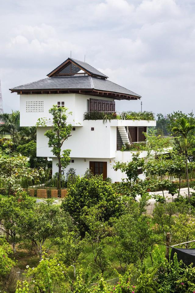 Độc đáo ngôi nhà với nhiều cửa của người Việt trên báo Mỹ - Ảnh 3.