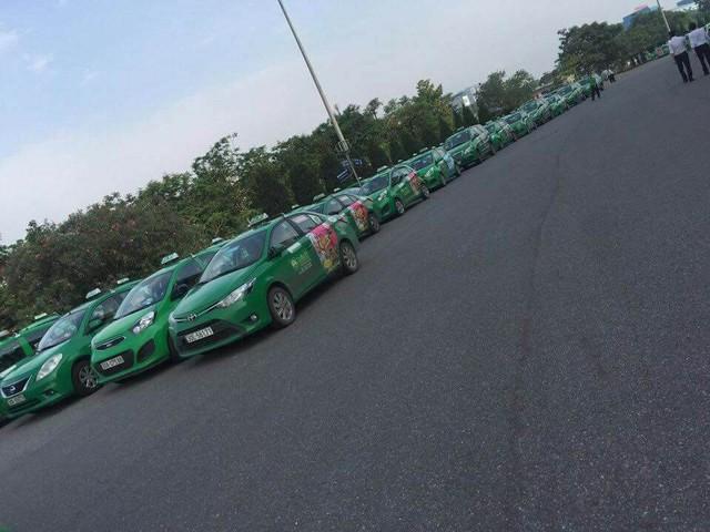 Hãng taxi lên tiếng về thông tin 500 anh em taxi Mai Linh đang tụ họp tại đại bản doanh Mỹ Đình chuẩn bị đi xử vụ tài xế - Ảnh 2.