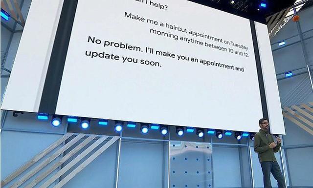 Hiểu đúng (để bớt sợ) về màn trình diễn giọng nói y như người thật của Google Assistant - Ảnh 2.