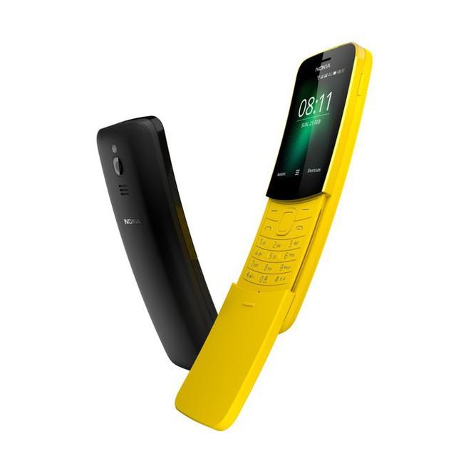 Điện thoại quả chuối Nokia 8110 phiên bản hiện đại chính thức ra mắt thị trường Việt Nam với giá 1,68 triệu đồng - Ảnh 1.