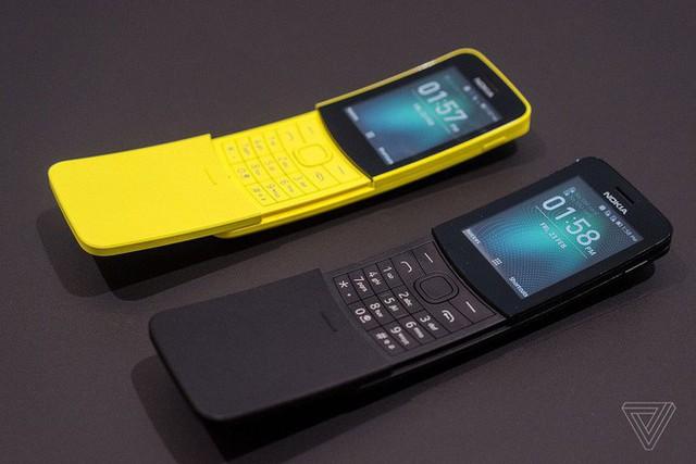 Điện thoại quả chuối Nokia 8110 phiên bản hiện đại chính thức ra mắt thị trường Việt Nam với giá 1,68 triệu đồng - Ảnh 3.