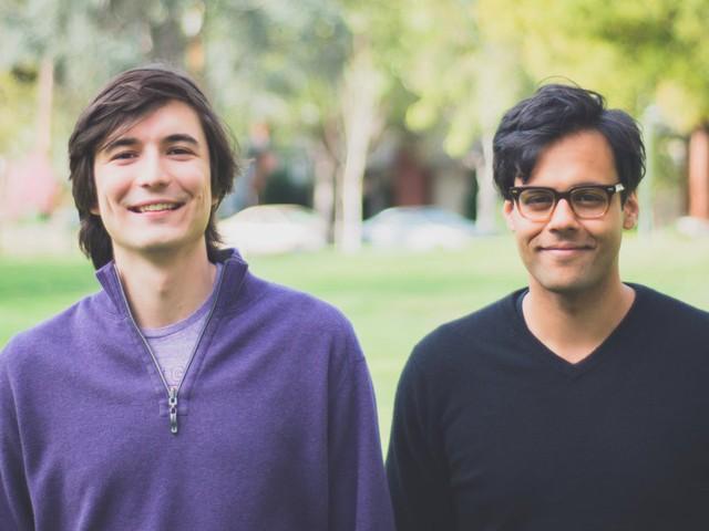 Chuyện 2 người bạn học Stanford 'muối mặt' nhận 75 lời từ chối đầu tư vào startup nhưng nhờ kiên trì, 3 năm sau họ cùng trở thành tỷ phú đôla khi mới tròn 30 tuổi - Ảnh 1.