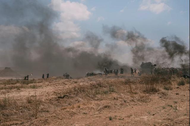 Biên giới Gaza thành cánh đồng chết vì Mỹ mở Đại sứ quán tại Jerusalem - Ảnh 1.