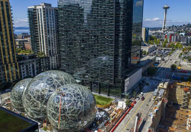 Amazon đang áp chế thành phố công nghệ lớn nhất nhì nước Mỹ như thế nào? - Ảnh 1.
