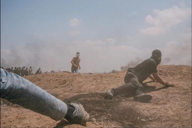 Biên giới Gaza thành cánh đồng chết vì Mỹ mở Đại sứ quán tại Jerusalem - Ảnh 3.