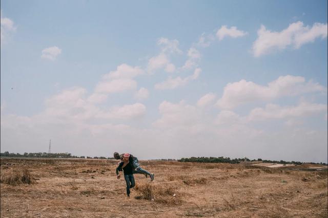 Biên giới Gaza thành cánh đồng chết vì Mỹ mở Đại sứ quán tại Jerusalem - Ảnh 6.