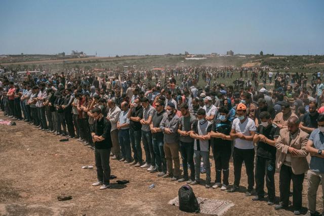 Biên giới Gaza thành cánh đồng chết vì Mỹ mở Đại sứ quán tại Jerusalem - Ảnh 7.