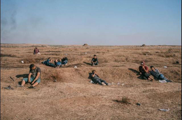 Biên giới Gaza thành cánh đồng chết vì Mỹ mở Đại sứ quán tại Jerusalem - Ảnh 10.