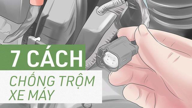 [Photo Story] Trước khi cần tới Hiệp sỹ đường phố, chính bạn hãy bảo vệ xe của mình - Ảnh 1.