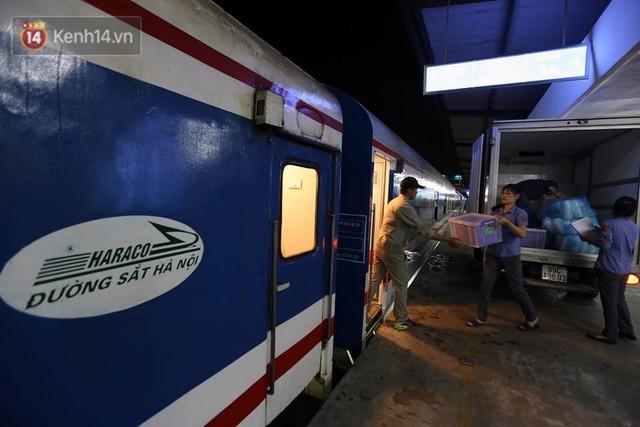 Đường sắt Việt Nam tăng chuyến, thay đổi giờ tàu và thêm một đôi tàu phục vụ suất ăn hàng không miễn phí - Ảnh 4.