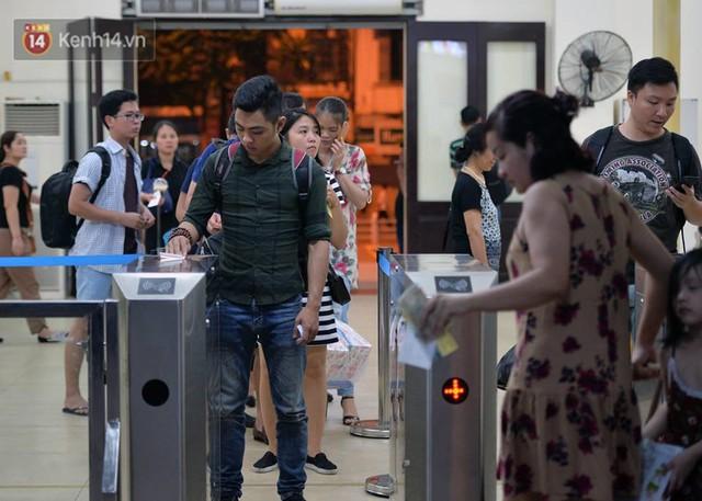 Đường sắt Việt Nam tăng chuyến, thay đổi giờ tàu và thêm một đôi tàu phục vụ suất ăn hàng không miễn phí - Ảnh 7.