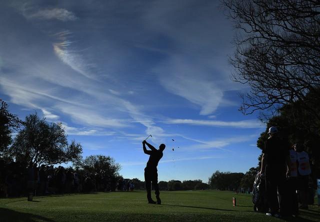Đã là người hâm mộ golf, chắc chắn không thể quên được những khoảnh khắc đẹp ngút trời của Tiger Woods trong từng mùa giải - Ảnh 23.