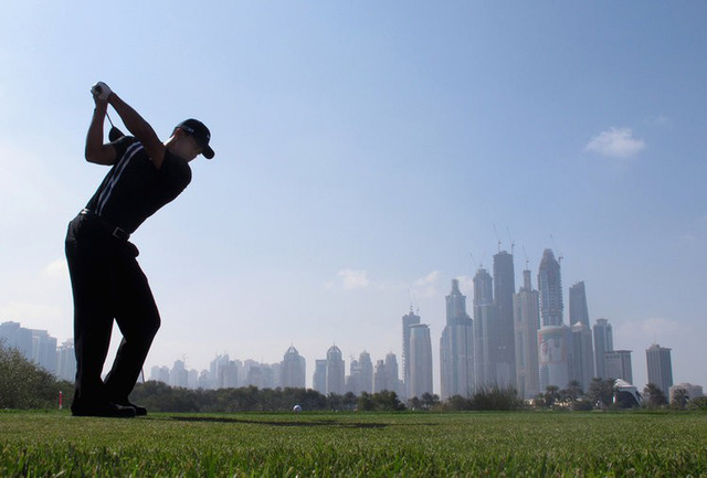 Đã là người hâm mộ golf, chắc chắn không thể quên được những khoảnh khắc đẹp ngút trời của Tiger Woods trong từng mùa giải - Ảnh 34.