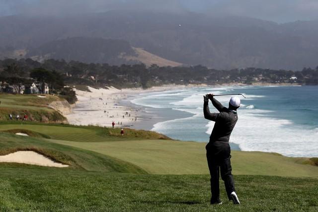 Đã là người hâm mộ golf, chắc chắn không thể quên được những khoảnh khắc đẹp ngút trời của Tiger Woods trong từng mùa giải - Ảnh 35.