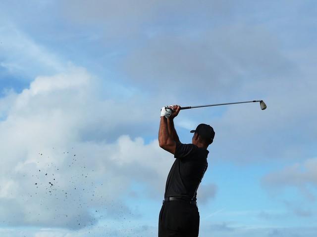 Đã là người hâm mộ golf, chắc chắn không thể quên được những khoảnh khắc đẹp ngút trời của Tiger Woods trong từng mùa giải - Ảnh 5.