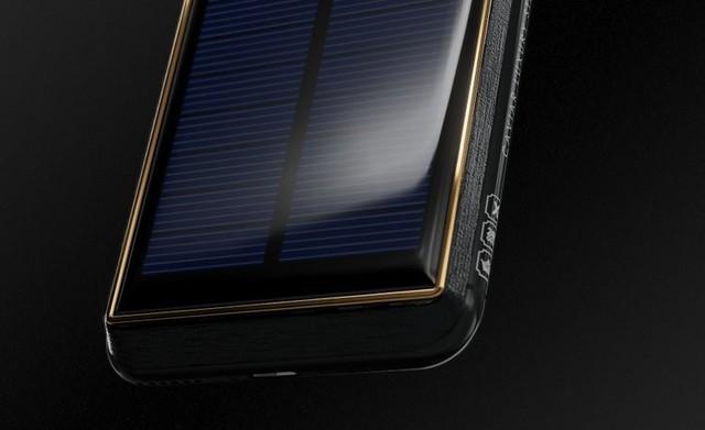 Chiếc iPhone X mạ vàng đắt nhất thế giới dành cho Elon Musk với kiểu dáng vô cùng kì quặc - Ảnh 3.